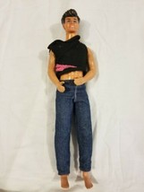 Vintage 1960s 60s 1968 Ken Doll From Barbie With Clothes VTG Toys Toy  - $24.49