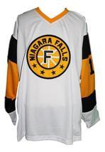 Custom niagara falls flyers retro hockey jersey white   1 thumb200