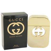 Gucci Guilty Eau by Gucci Eau De Toilette Spray 2.5 oz for Women - $69.89