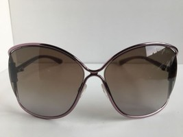 8698acf43ff43 Tom Ford Emmeline TF 155 TF155 81F 61mm Oversized Sunglasses Italy T1 -   119.99