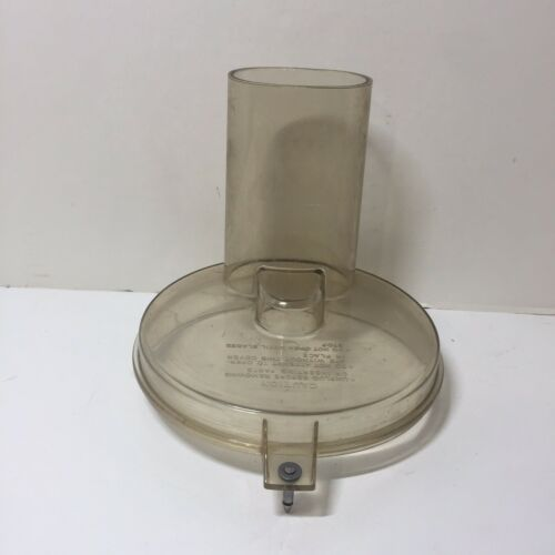 Primary image for Work Bowl Lid Replacement Part General Electric Food Processor FP1/4200