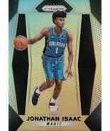 Jonathan Isaac Prizm 17-18 #73 Silver Prizm Rookie Card Orlando Magic - $35.00