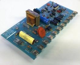 GCA/Precision Scientific 538491-120V Temperature Control P.C. Assem. - $500.00