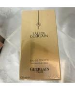 EAU DE GUERLAIN by Guerlain Eau De Cologne Spray Unisex 3.3 oz for Men -... - $73.26