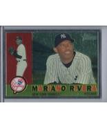 MARIANO RIVERA 2009 Topps Heritage Chrome #1548/1960 #C24 E4505 - $4.05