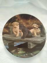 "Vintage 1993 Bradford Exchange Collector's Plate Fine Condition ""Pier Gr... - $15.00"