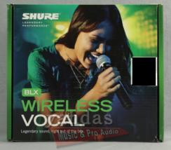 Shure BLX24/B58 Handheld Wireless System - $399.00