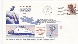 ENTERPRISE DUMMY EJECTION TESTS HOLLOMAN AIR FORCE BASE NM APR 26 1977 S... - $1.78