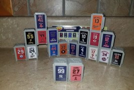 2018 MLB TEENYMATES LOCKERS!!! ULTRA RARE- PICK YOUR BASEBALL TEAM LOCKE... - $0.99+