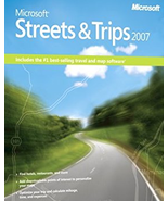 Microsoft Streets and Trips 2007 - Full Version - No Product Key Needed - $29.99