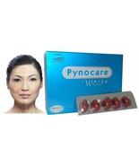 20 CAPSULES PYNOCARE 100% HERBAL Whitening Anti Melasma Dark Spots Freckles - $32.66