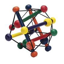 Manhattan Toy Skwish Classic Rattle and Teether Grasping Activity Toy - $20.95