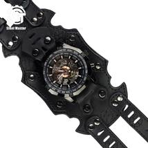 2020 Steampunk Watch Men Sport Leisure Mechanical Cool Vintage Multifunc... - $95.12