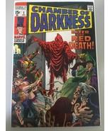 Chamber of Darkness (1969) #2 NM Near Mint Marvel Comics - $83.16
