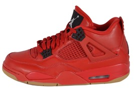New Nike Women's Leather AIR JORDAN 4 Retro NRG Singles Day Sneakers Sho... - $143.10