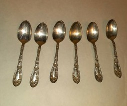 Vintage Silver Plated Stratford 6 Spoons and 8 Forks 2 Ladles Set Replac... - $59.39