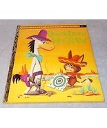 Little Golden Book Quick Draw McGraw Baba Looey 25 Cent A Printing 1960 ... - $14.95