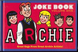 Archie Joke Book Great Gags From Great Archie Artists Vol 1 HC IDW 2011 NM - $33.49