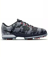 Nike Air Zoom Attack Men's Golf Shoes Gray Camo (878959-004) Sz 12 NEW - $120.00