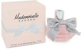 Azzaro Mademoiselle Perfume 1.7 Oz Eau De Toilette Spray image 3