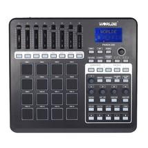 ammoon PANDA200 Portable USB MIDI Pad Controller 16 Drum Pads with USB C... - $98.23