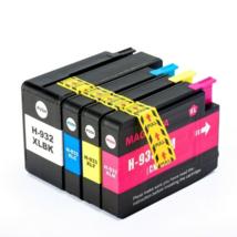 Compatible Ink Cartridge HP932 933 XL HP932XL 933XL For Officejet 4Pcs - $52.34