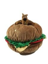 "Universal Studios Scooby Doo Cheeseburger Soft Plush Toy 16"" - $34.64"