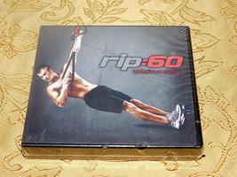 Rip:60 Workout 12 DVD Set NEW Rip 60 8 Week Progression Strength Power S... - $18.65