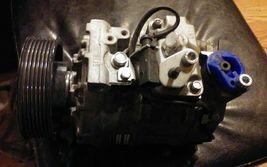 UAC  A/C Compressor and Clutch (CO11239C) image 3
