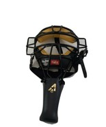 Rawlings PWMX EREH High Visibility Adult UMPIRE MASK - $14.95