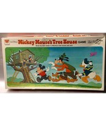 Walt Disney's Mickey Mouse's Tree House Game ~ Whitman Vintage 1976 COMP... - $7.94