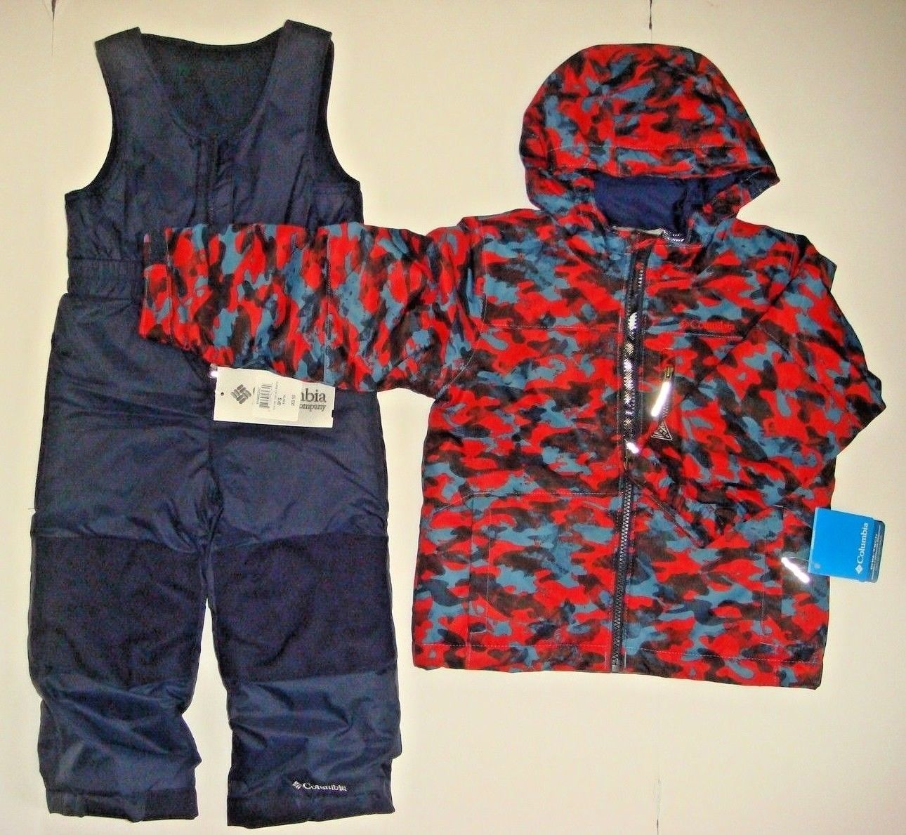 528b28add Nwt Columbia Youth Boys Ski Snow Jacket+Bib and 50 similar items