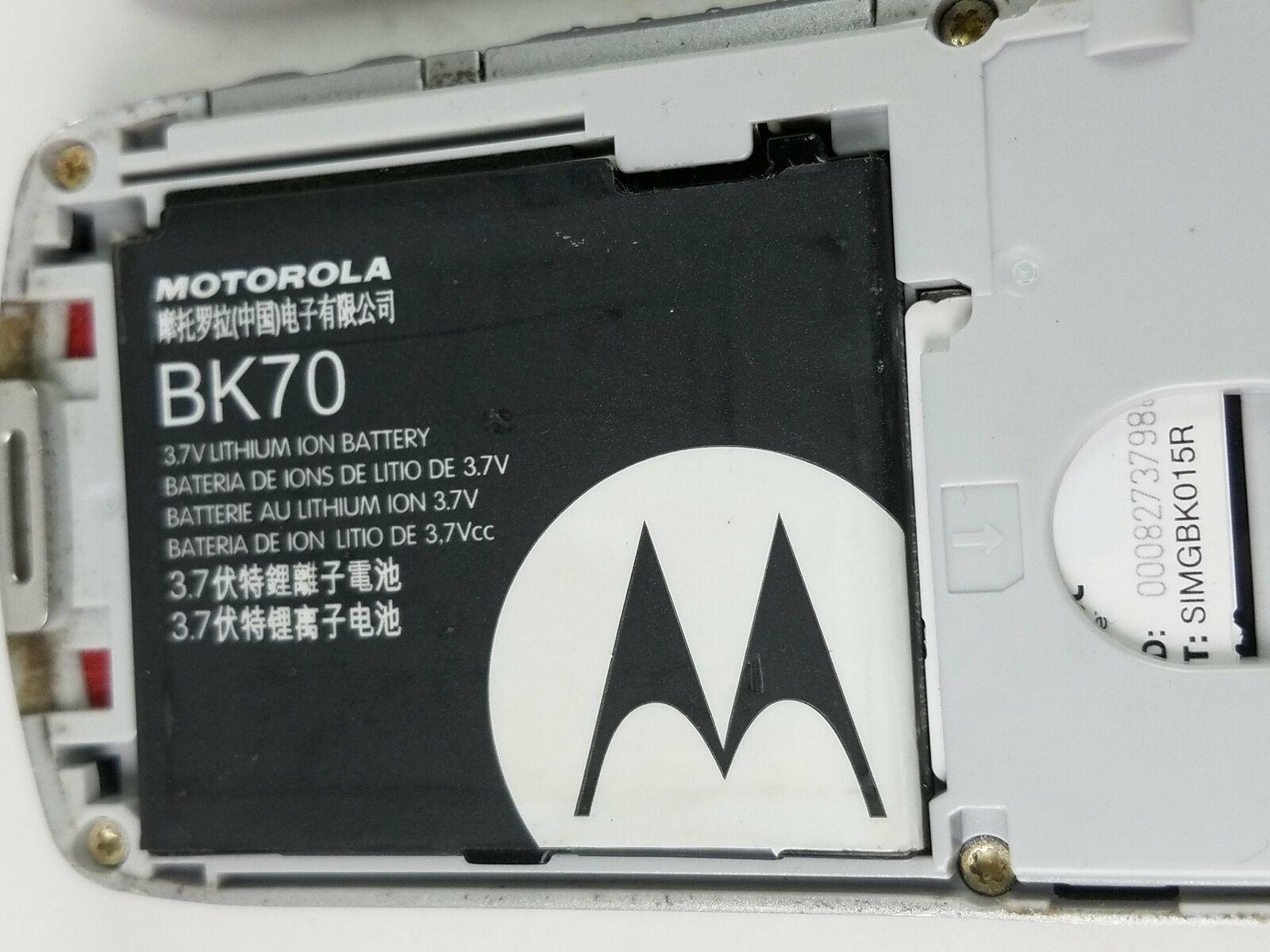 Motorola i335 Cell Phone image 4