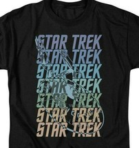 Star Trek Original TV series Retro 60's Sci-Fi graphic t-shirt CBS956 image 2