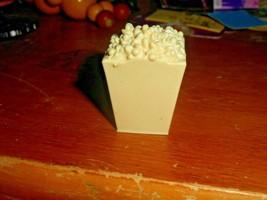 Miniature Myscene Popcorn Cup / Used - Mattel Piece -UNIQUE - Plastic - $11.39