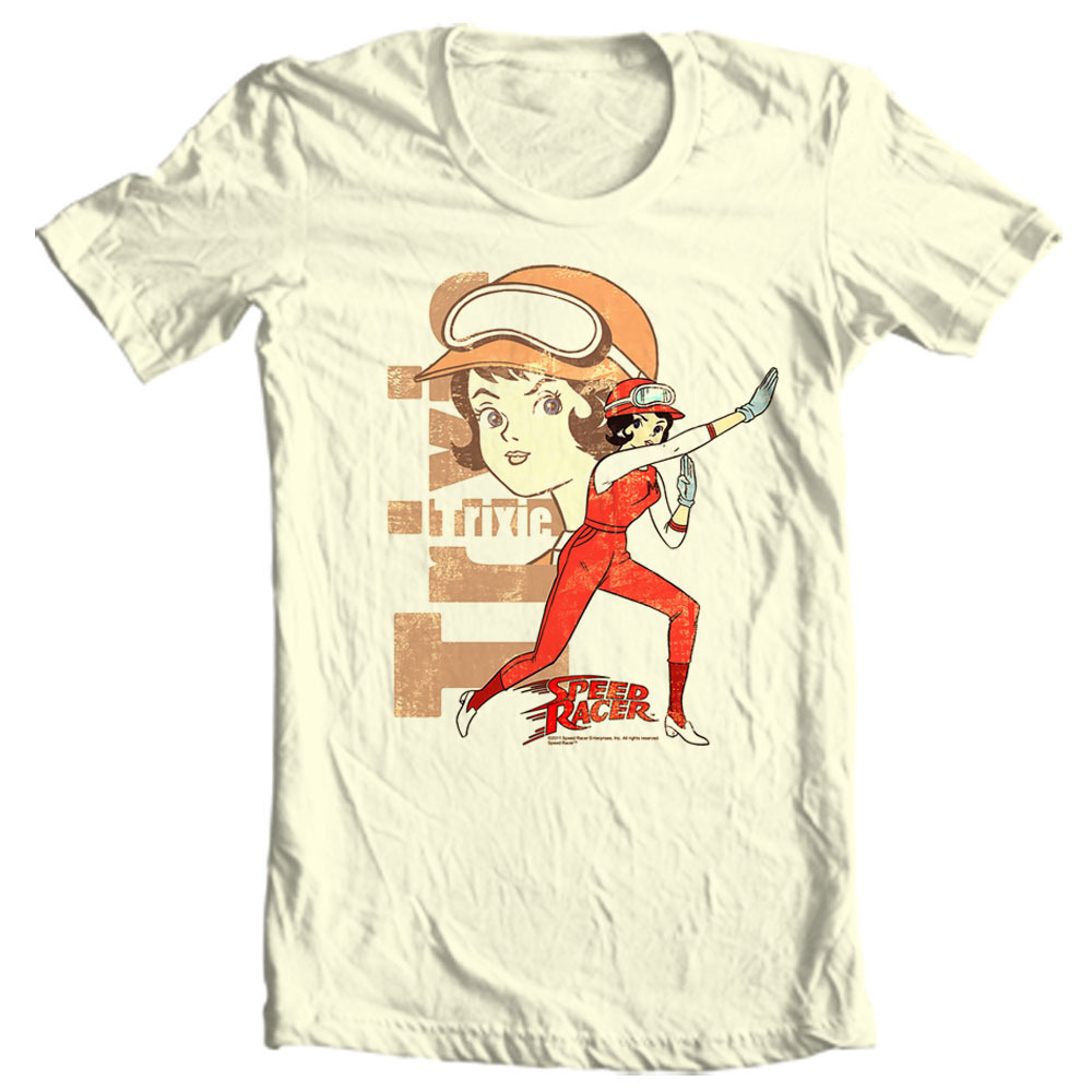 A hic tee racer x japanese animation vintage 1960 s 1970 s 80s for sale online graphic tee store