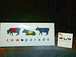"""Cow Parade """"La Bovene"""" Westland Giftware AA-191853 Vintage Collectible image 6"""