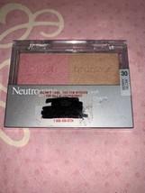 Neutrogena 30 BERRY GLOW Healthy Skin Custom Glow Blush & Bronzer RARE - $61.38