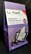 LA Fresh Eco Beauty Waterproof Makeup Remover Eyes & Lips, 18 Individual... - $14.92