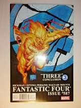 Fantastic Four #587 Newsstand Marvel Comics Save On Shipping BX2405 - $23.99