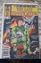 The Last Starfighter #1 (Oct 1984, Marvel) - $2.00