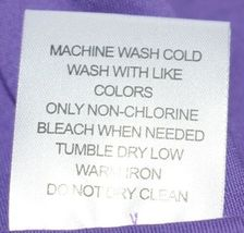 Blanks Boutique Long Sleeve Empire Waist Purple Ruffle Dress Size 4T image 6