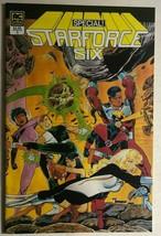 Starforce Six Special #1 (1984) Ac Comics B&W FINE- - $12.86