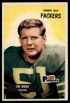 1955 Bowman #70 Jim Ringo Packers EX/NM (RC - Rookie Card)  - $47.50