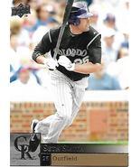 Baseball Card- Seth Smith 2009 Upper Deck #623 - $1.25