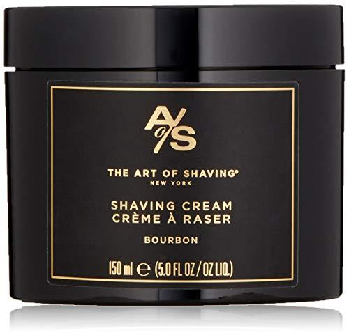 The Art of Shaving Bourbon Shaving Cream, 5 Fl. Oz.