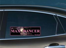 Max Dancer Anime Slap Vinyl Decal Sticker 1996 JDM Cool Miata RX7 lancer Impreza - $3.99+