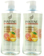 2x Pantene VOLUMIZING Shampoo w/ Grapefruit & Mandarin Orange Essences 3... - $36.99