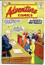 ADVENTURE COMICS #281 1961-SUPERBOY-Weird Drug Story G/VG - $37.83