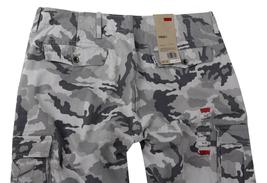 NEW NWT LEVI'S STRAUSS MEN'S ORIGINAL RELAXED FIT CARGO I PANTS GRAY 124620040 image 5